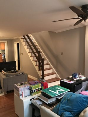 Before & After Interior Painting in South Philadelphia, PA (2)