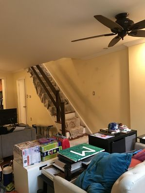 Before & After Interior Painting in South Philadelphia, PA (1)