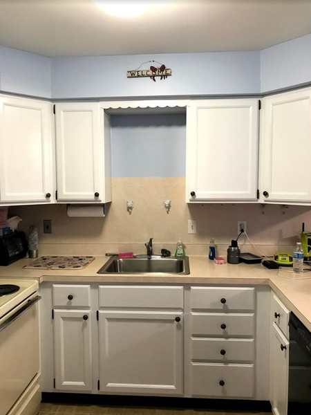 After Cabinet Painting in Wildwood, NJ (1)