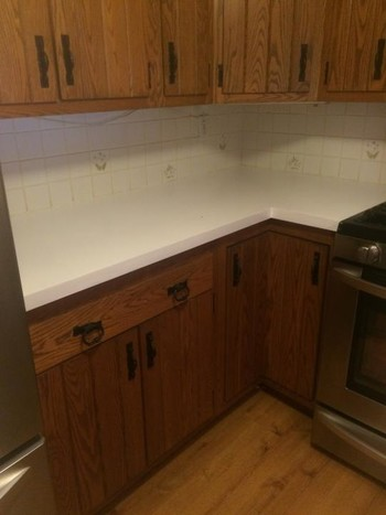 Counter Top Painted Drexel Hill PA