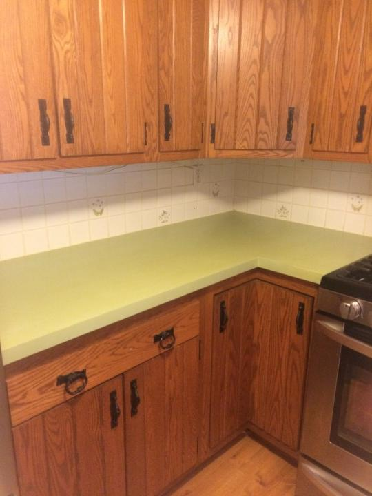 Countertop Remodel Painted NJ