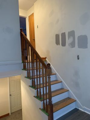 Before & After Interior Painting in Ridley, PA (1)