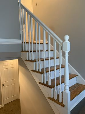 Before & After Interior Painting in Ridley, PA (2)